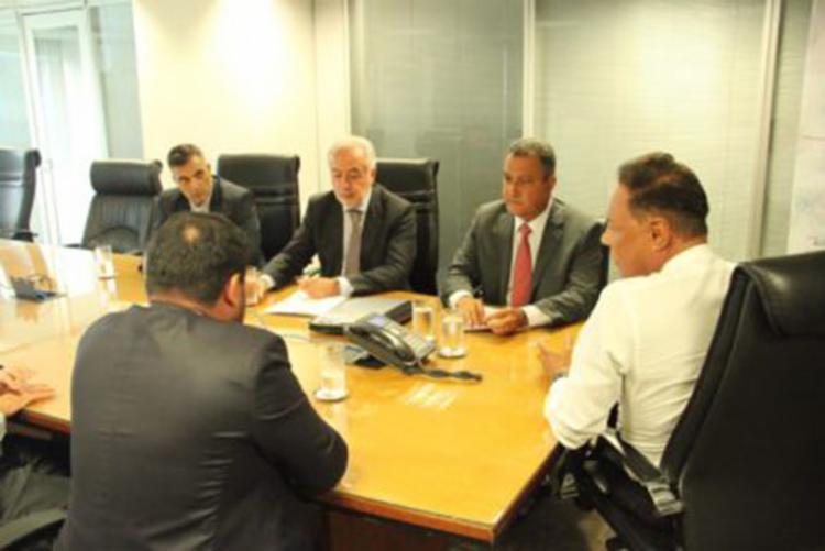Autorização para últimas obras foi aprovada durante reunião em Brasília - Foto: Divulgação | ANTT