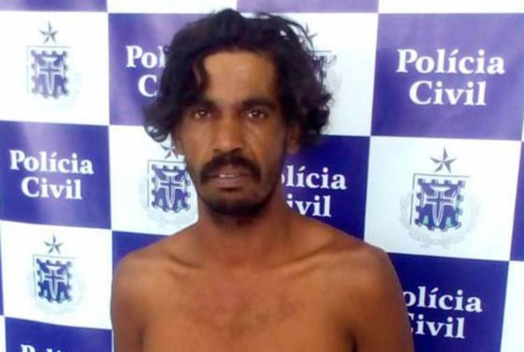 Suspeito foi preso após ex namorada registrar Boletim de Ocorrência - Foto: Divulgação | Polícia Civil