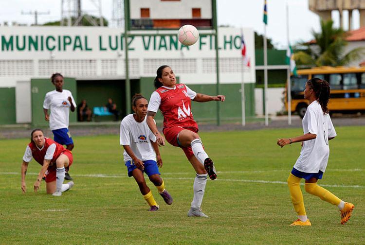 Torneio ocorreu no estádio Municipal Luiz Eduardo Viana Filho, em Pojuca - Foto: Adilton Venegeroles   A TARDE