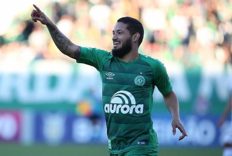 Arthur Caíke é o 12º reforço para o time principal anunciado pelo Tricolor para esta temporada - Foto: Divulgação l Chapecoense