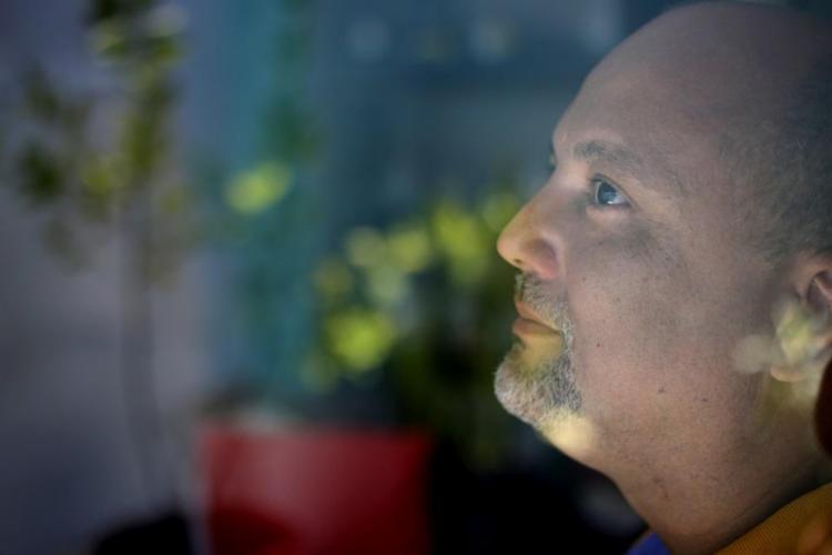 Francisco Pacheco começou a estudar astrologia há 28 anos - Foto: Raphael Muller / Ag. A TARDE