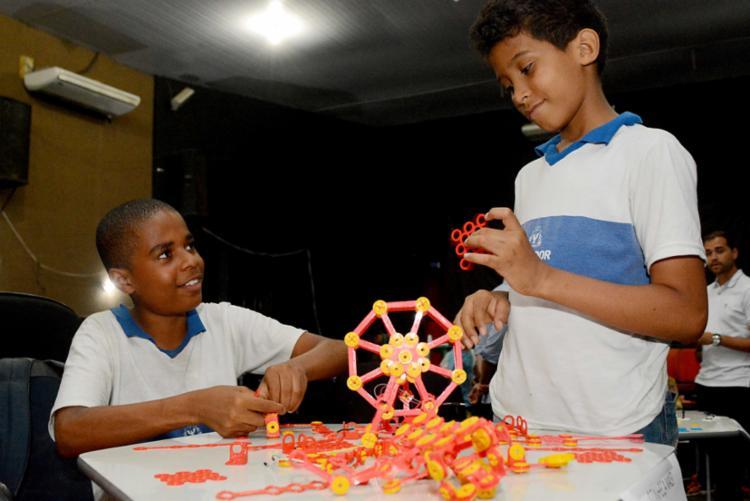 Novo fardamento e material pedagógico serão distribuídos em aula inaugural - Foto: Jefferson Peixoto | Divulgação