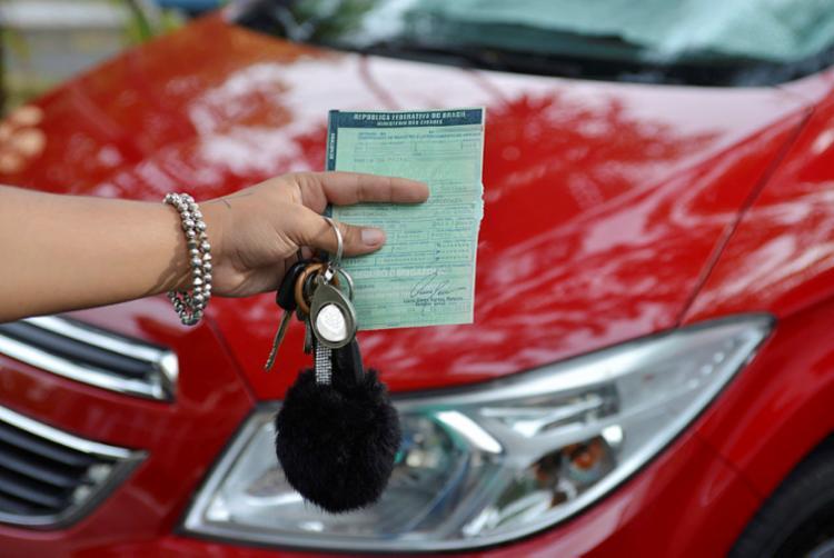 Há também outra possibilidade: os condutores podem parcelar o IPVA em três vezes, sem desconto - Foto: Shirley Stolze | Ag A TARDE
