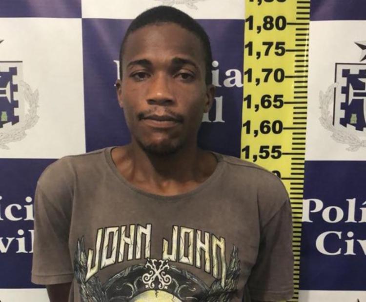 Homem também era acusado por estupro de vulnerável - Foto: Polícia Civil