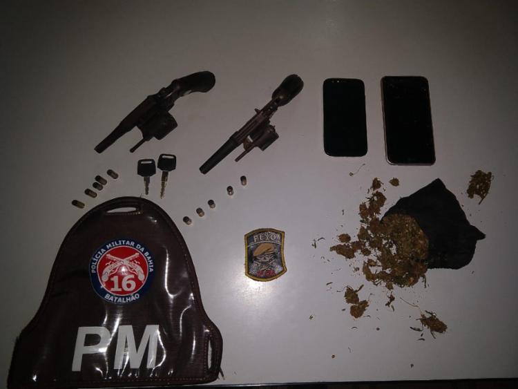 O caso aconteceu na noite desta terça-feira, 5 - Foto: SSP-BA