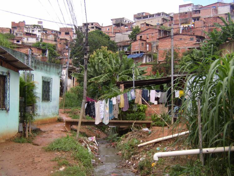 Pesquisadores fizeram o acompanhamento de 1.453 residentes do bairro de Pau da Lima - Foto: Divulgação | ISC/UFBA
