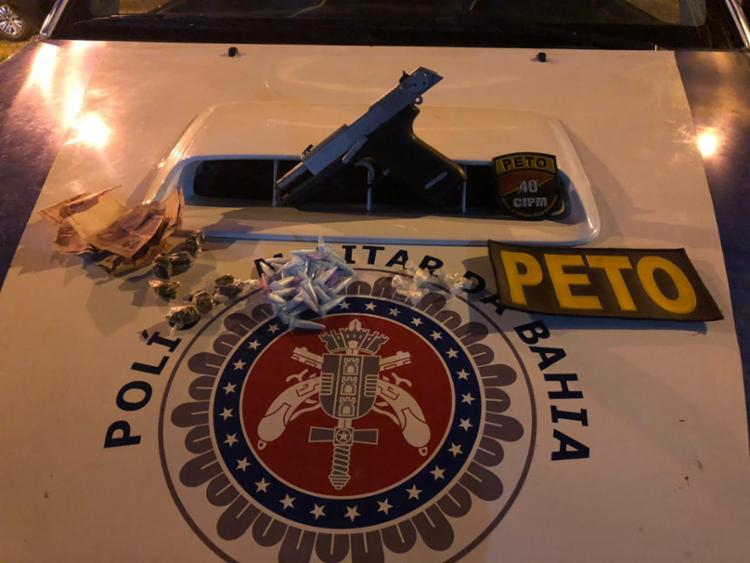 A ocorrência foi registrada na Corregedoria Geral da Polícia Militar - Foto: Divulgação   SSP-BA