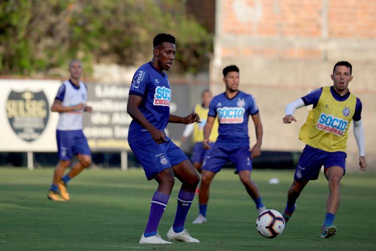 Com novidades no elenco, Esquadrão tenta superar a boa campanha de 2018, quando caiu nas quartas de final - Foto: Felipe Oliveira l EC Bahia