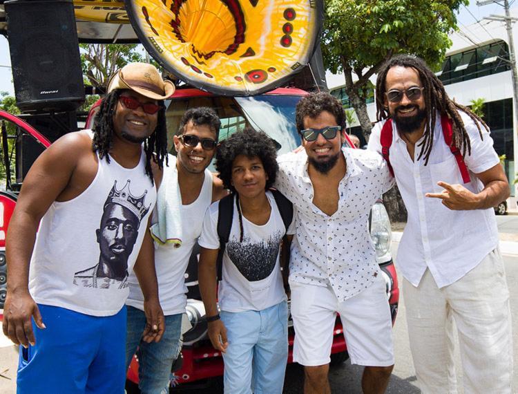 Banda Vitrola Baiana é a primeira atração confirmada - Foto: Divulgação