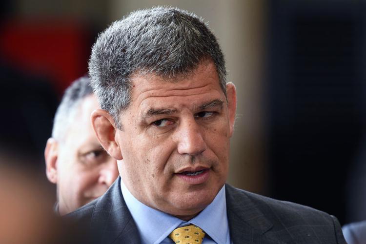 Exoneração de Bebianno foi anunciada na segunda-feira, 18 - Foto: Evaristo SA   AFP