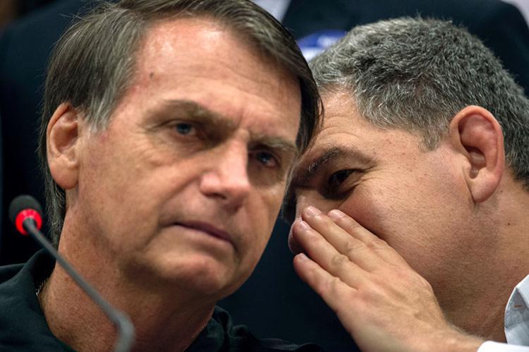 Áudios foram publicados nesta terça-feira, 19 - Foto: Mauro Pimentel | AFP