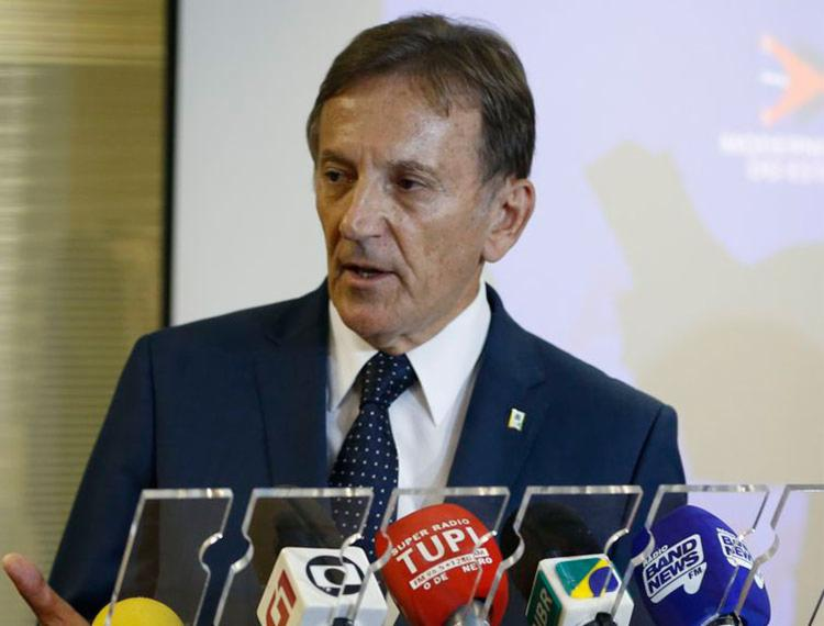 Peixoto assumirá interinamente o ministério ocupado por Gustavo Bebianno - Foto: Tomaz Silva | Agência Brasil