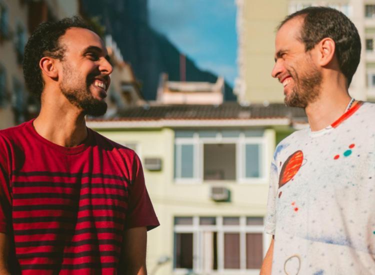 Bem Gil e Moreno Veloso apresentam repertório que inclui canções autorais inéditas - Foto: Divulgação