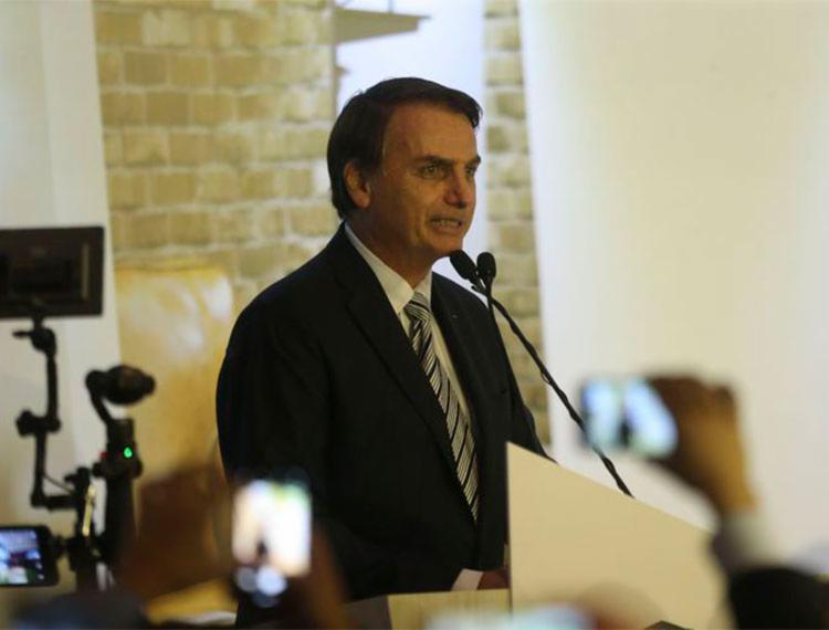 Presidente Jair Bolsonaro irá à Câmara dos Deputados entregar a proposta de reforma da Previdência - Foto: Valter Campanato | Agência Brasil