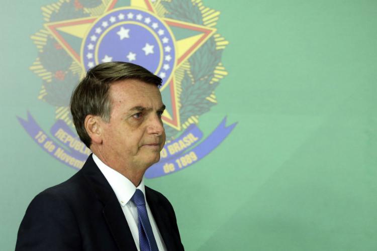 Ministro teria deixado vazar áudios de conversas dele com o presidente - Foto: Valter Campanato l Agência Brasil