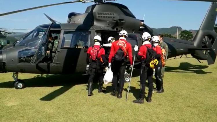 Militares ficam à disposição do Corpo de Bombeiros de Minas Gerais (CBM-MG) até o dia 2 de março - Foto: Divulgação | CBMBA