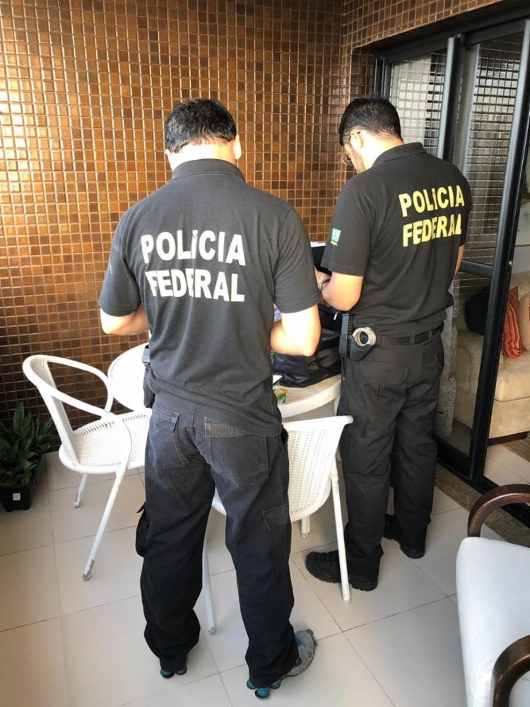Esta é a segunda fase da Operação Acesso Negado, que iniciou em novembro de 2015 - Foto: Polícia Federal