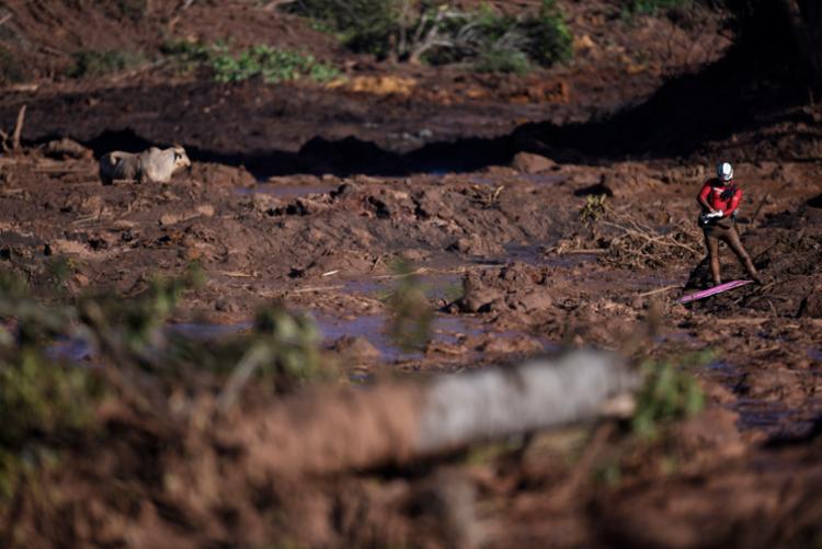A tragédia deixou, ao todo, 103 desabrigados - Foto: Douglas Magno | AFP