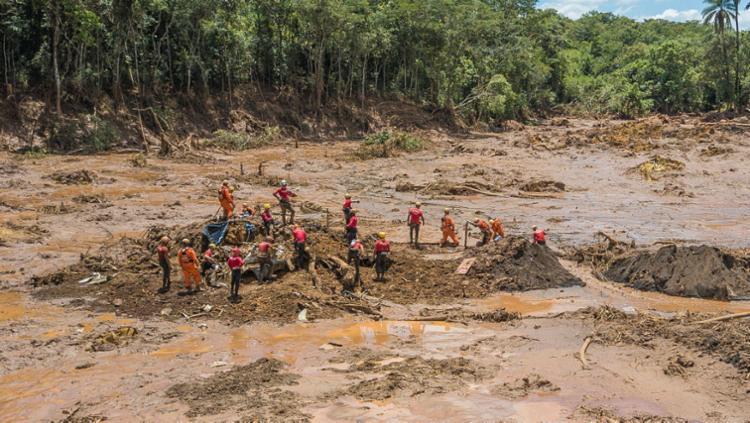 As informações foram atualizadas pela Defesa Civil de Minas Gerais no fim da tarde desta terça-feira, 5 - Foto: Ricardo Stuckert | Divulgação