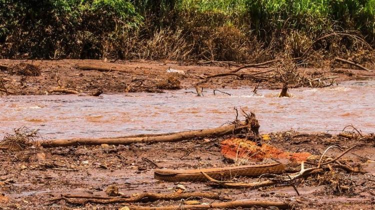 Com o rompimento da barragem da Vale, 150 pessoas ficaram mortas e 182 desaparecidas. - Foto: Divulgação