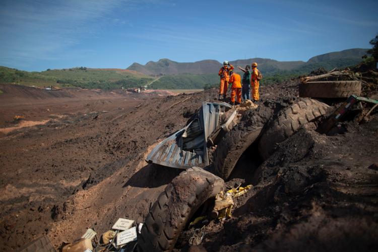 Desastre é apontado como a maior tragédia humana da história recente do país - Foto: Mauro Pimentel | AFP