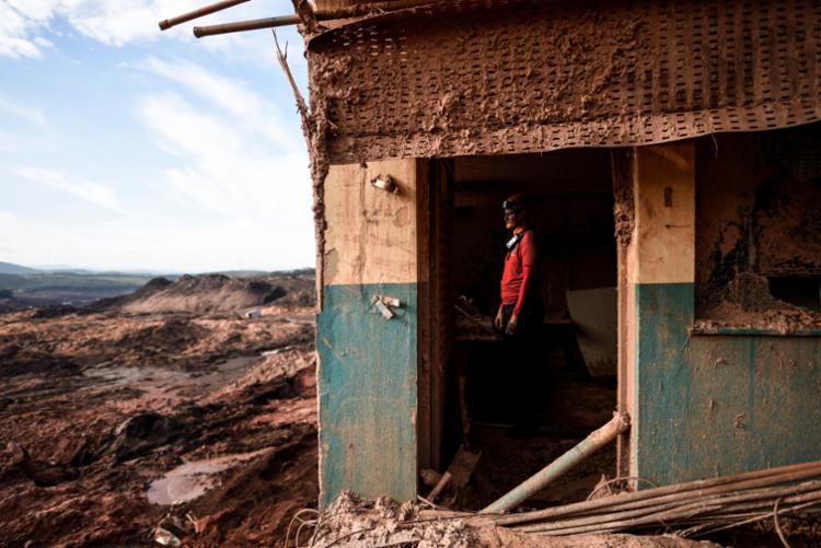 A tragédia de Brumadinho completa um mês amanhã, 25, com saldo de 177 mortos já identificados - Foto: Douglas Magno | AFP