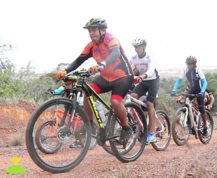 O evento pretende promover a prática do ciclismo como esporte gerador de saúde física e mental - Foto: Reprodução