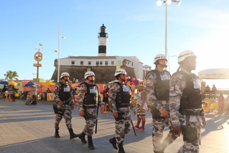 Equipes das Polícias Militar e Civis, e Bombeiros estão atuando no Circuito - Foto: Divulgação | SSP-BA
