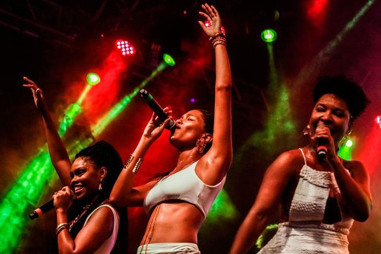 Larissa Luz, Luedji Luna e Xênia França desfilam na próxima sexta-feira, 29 - Foto: Leto Carvalho