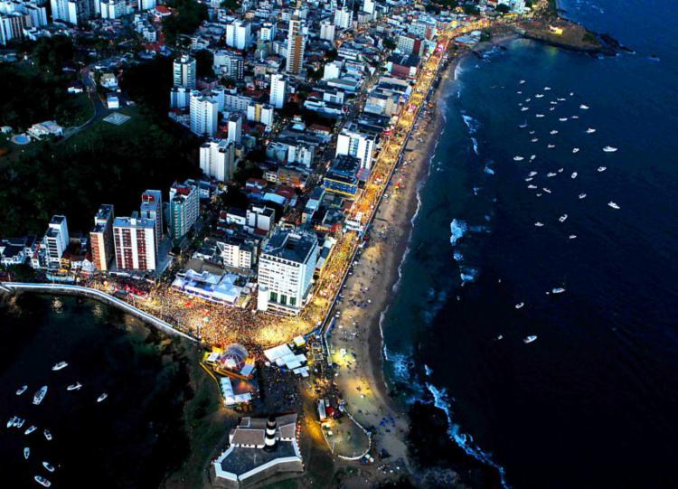 O período de viagens considerado foi de 1º a 10 de março deste ano - Foto: Manu Dias | GOVBA