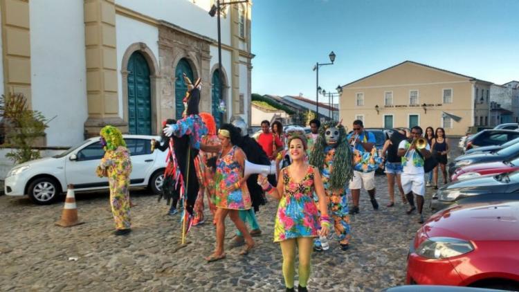 Trios, minitrios e carros de som estão proibidos no Carnaval do Santo Antônio - Foto: Divulgação