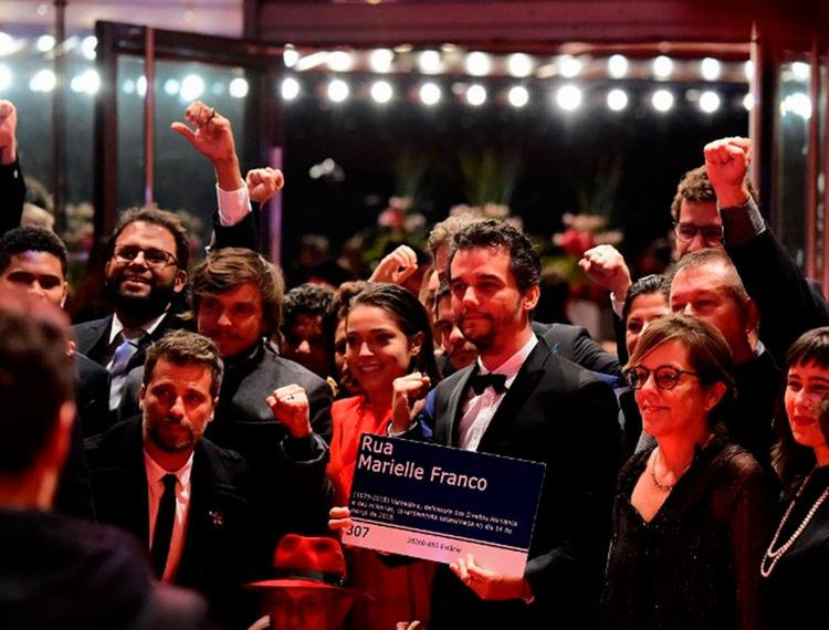 Wagner Moura participou com filme Marighella - Foto: Tobias Schwarz | AFP