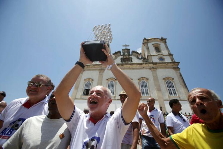 A história atesta que o Bahia já formou melhores - Foto: Raul Spinassé | Ag. A TARDE