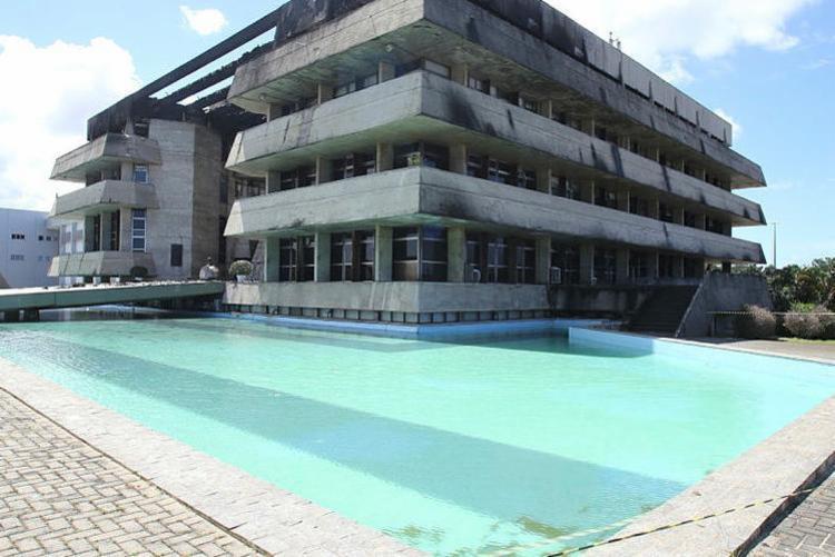 Palácio Rio Branco, área turística da cidade, será transferida para o CAB - Foto: Margarida Neide | Ag. A TARDE