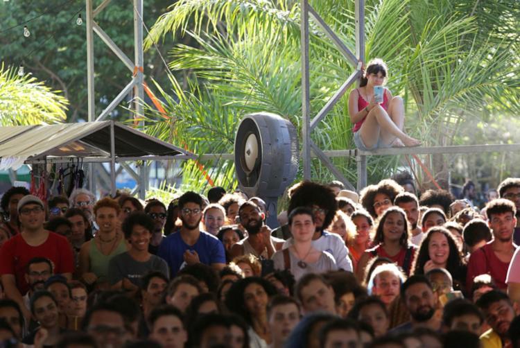 Salles vê uma clara ameaça à universidade como instituição plural e aberta a toda a sociedade - Foto: Uendel Galter | Ag. A TARDE