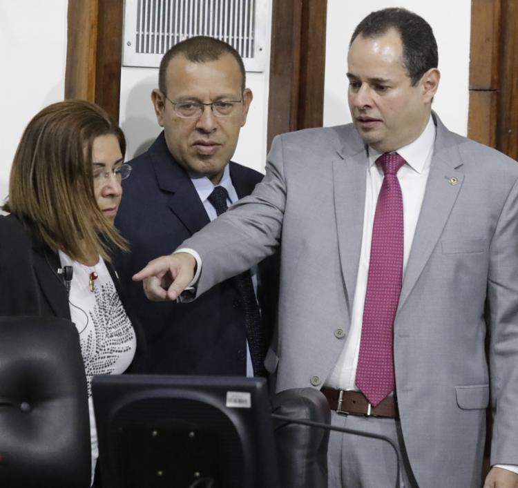 Nelson Leal, o presidente eleito por quase unanimidade - Foto: Luciano da Matta | Ag. A TARDE