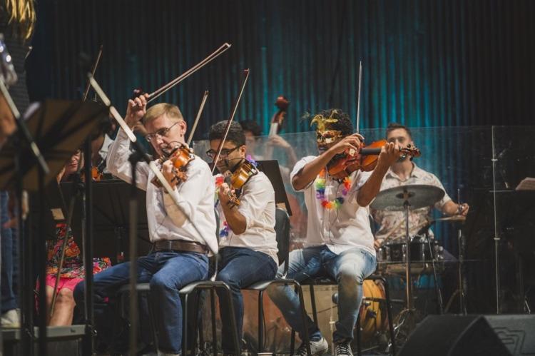 O repertório será composto por músicas de antigos carnavais sob a regência do maestro Carlos Prazeres - Foto: Divulgação