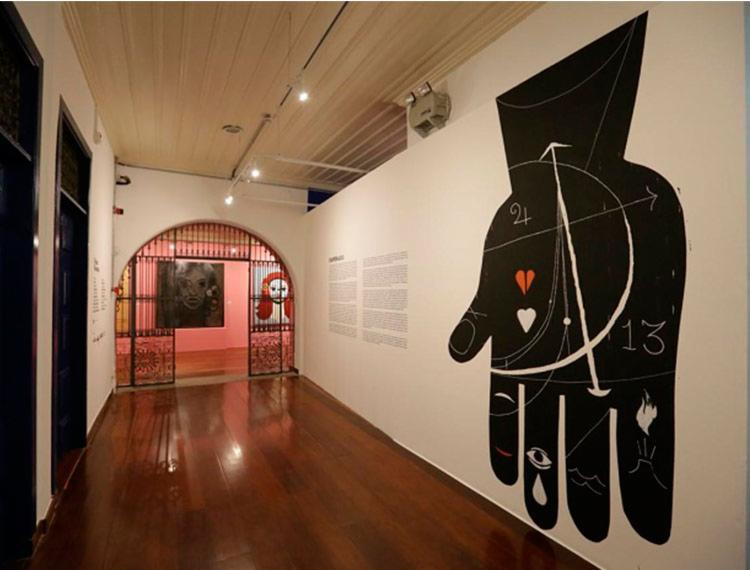 Mostra está sendo exibida na Caixa Cultural de São Paulo - Foto: Divulgação