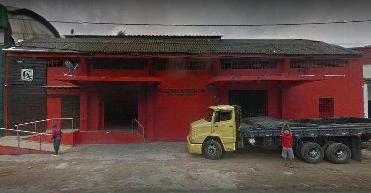A empresa Calheira Almeida S/A, localizada em Ilhéus, oferecia serviços de depósito de armazenamento e transação entre produtores e grandes empresas. - Foto: Reprodução | Google Maps