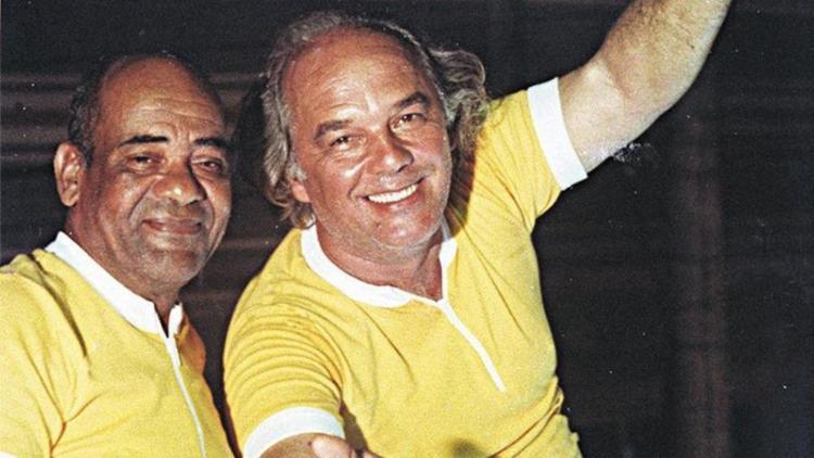 Criadores do trio elétrico, Dodô e Osmar serão lembrados na homenagem - Foto: Mario Luiz Thompson   Folhapress