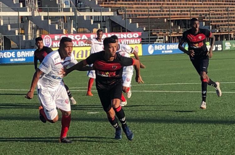 Bahia de Feira é líder e Vitória segue na segunda posição da tabela - Foto: Roque Mendes   Divulgação   EC Vitória
