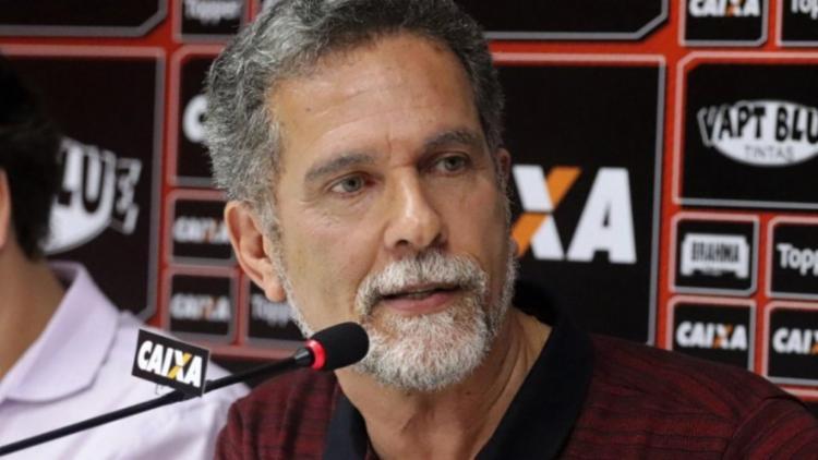 Presidente Ricardo David é alvo de críticas da torcida Rubro-Negra - Foto: Maurícia da Marra | Esporte Clube Vitória