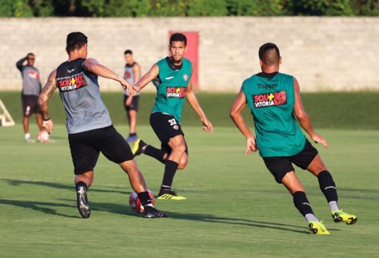 Vitória viaja a Juazeiro e para tenta assumir a liderança do Campeonato Baiano - Foto: Divulgação | EC Vitória