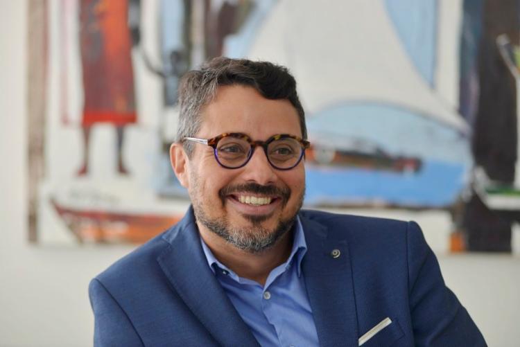 Fausto Franco, Secretário de Turismo da Bahia, foi empresário e produtor do Chiclete com Banana - Foto: Shirley Stolze / Ag. A TARDE