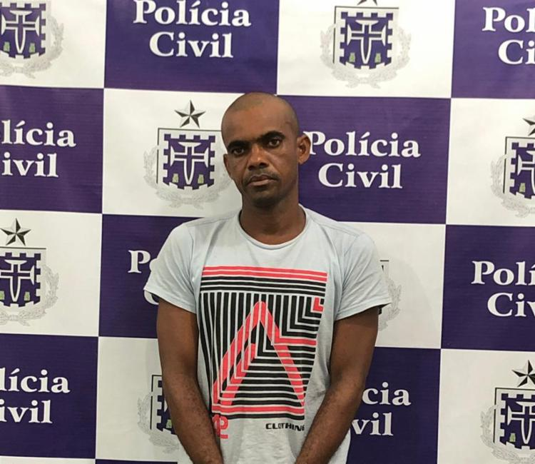 Adolescente relatou à polícia que estava em casa sozinha quando o tio forçou a entrada e a violentou - Foto: Divulgação | Polícia Civil