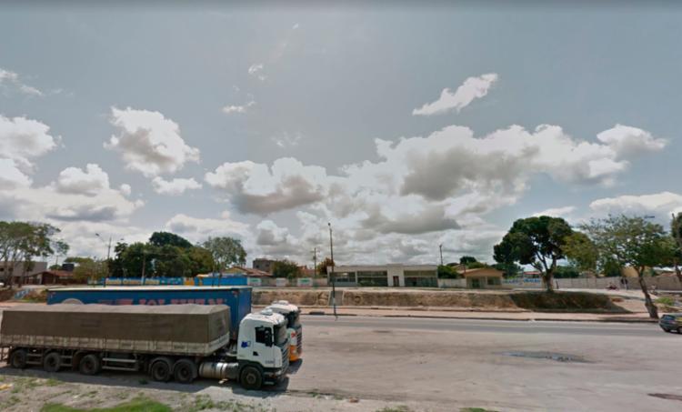 Vítima foi abandonada em um bairro de Eunapólis - Foto: Reprodução | Google Maps