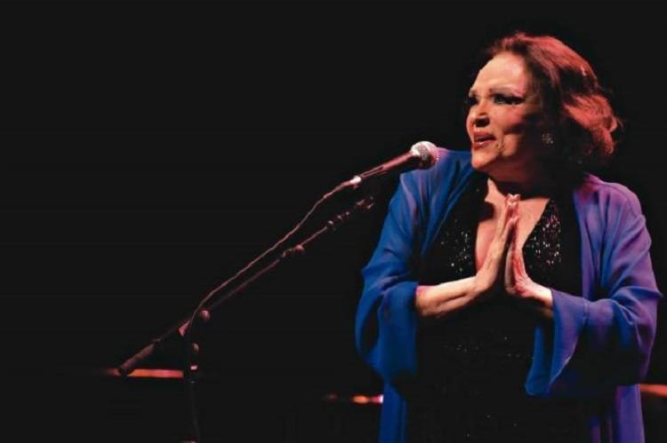 Com 77 anos de carreira, Bibi Ferreira foi atriz, cantora, compositora e diretora. - Foto: Divulgação | William Aguiar