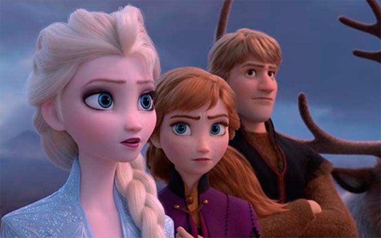 Personagens correm perigo em trailer sombrio da animação - Foto: Divulgação   Disney