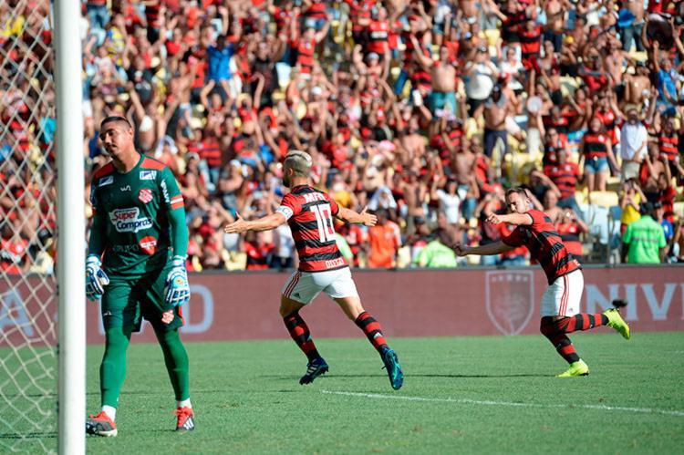 Terceira rodada da fase de grupos foi alterada para uma semana depois, - Foto: Alexandre Vidal | Flamengo | 20.01.2019