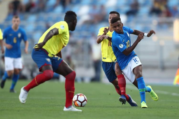 Equipe brasileira não saiu do empate sem gols com o Equador - Foto: Lucas Figueiredo | CBF